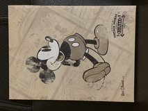 Vintage Mickey Mouse Wall Art in Temecula, California