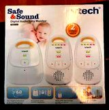 Vtech Safe & Sound 2 Unit Baby Monitor in 29 Palms, California