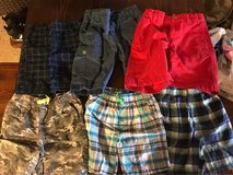 6 pairs of 4T boys shorts in Fort Leonard Wood, Missouri