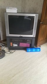TV with stand in Lockport, Illinois