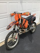2005 KTM 300 EXC in St. Charles, Illinois
