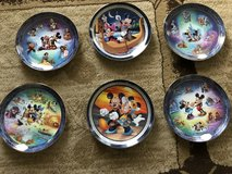 Disney collector plates in Goldsboro, North Carolina