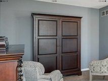 Wardrobe or TV Armoire in St. Charles, Illinois