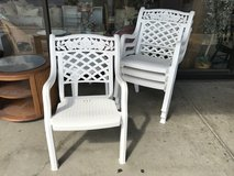 4 lawn chairs in Oswego, Illinois