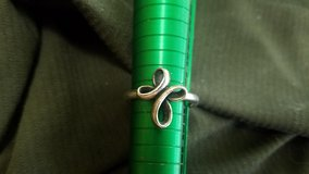 Vintage James Avery Eternal Ribbon Cross ring in Cleveland, Texas