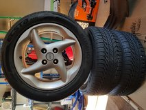 Wheels and Tires (only 3) in Spangdahlem, Germany