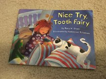 Nice Try, Tooth Fairy book in Camp Lejeune, North Carolina