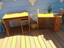 desk with top in Travis AFB, California