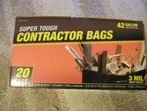 30 CONTRACTOR BAGS in Yorkville, Illinois