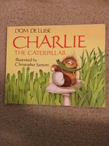 Charlie the Caterpillar by Dom De Luise in Camp Lejeune, North Carolina