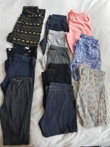girls 10/12  clothing lot 73 pieces in Camp Pendleton, California