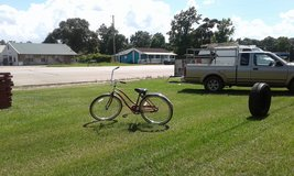 Vintage bicycle in Cleveland, Texas