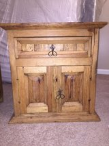 Rustic nightstand/table in Naperville, Illinois