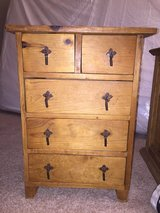 Small Rustic nightstand/table in Naperville, Illinois