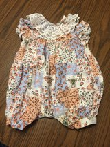 One Piece Girls  outfit 6 - 9 mo in Naperville, Illinois
