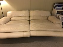 Reclining couch in Naperville, Illinois