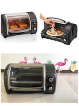Hamilton Beach Easy Reach Toaster Oven with Roll-Top Door in Okinawa, Japan