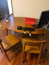 Small Dining Table in Okinawa, Japan