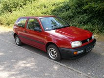 AUTOMATIC !!!!! VW GOLF 3 in Ramstein, Germany