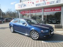 '15 AUDI A4 PREMIUM S-LINE 32K MILES AUTOMATIC in Ramstein, Germany