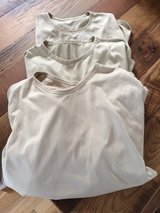 Thermals, 3 tops.  Used.  Men's small or Wm's med. in Wiesbaden, GE