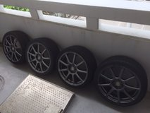 Wheels and Tires in Okinawa, Japan