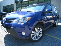 2014 Toyota RAV4 Limited 2WD in Vicenza, Italy