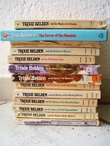 Lot of Trixie Belden books in Stuttgart, GE