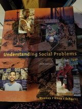 SOCY 105: Understanding Social Problems textbook in Okinawa, Japan