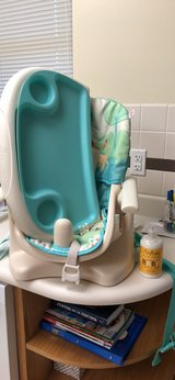 high chair and baby lotion in Okinawa, Japan