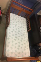 Toddler bed with mattress in Okinawa, Japan