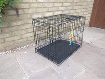 Small dog crate. in Lakenheath, UK