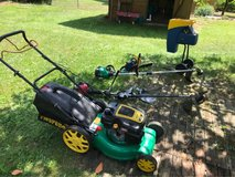 Lawn Power tools in Ramstein, Germany