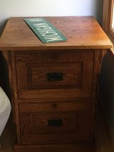 wood filing cabinet in Naperville, Illinois