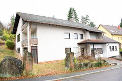 One family house with granny flat in Ramstein, Germany