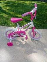 12inch huffy girls bicycle in New Lenox, Illinois