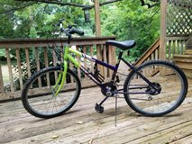 "Girl's 24"" 15 speed bike in Wilmington, North Carolina"