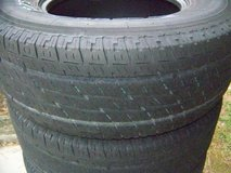 Set of 4 P265/70R16 tires - in Cherry Point, North Carolina