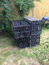 Soak away crates. in Lakenheath, UK