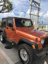 2002 Jeep Wrangler Sport 25,XXXkm! in Okinawa, Japan