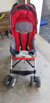 Chicco Trevi fold-up stroller in Fort Campbell, Kentucky