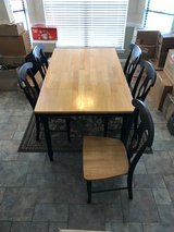 Moving Sale - Breakfast Table and Chairs Set in Houston, Texas