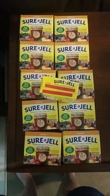 11 boxes of sure jell in Leesville, Louisiana