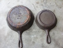 cast iron pans in Fort Knox, Kentucky