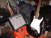 guitar and amp. in Fort Knox, Kentucky