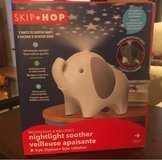 Elephant Nightlight Soother in St. Charles, Illinois