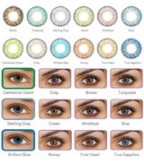 Beautiful Color Contact Lenses in Oceanside, California