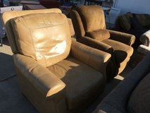 Recliners $25 each in Fort Riley, Kansas