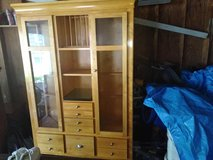 wooden cabinet in New Lenox, Illinois