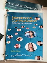 Interpersonal & Intercultural Communication Text Books in Camp Lejeune, North Carolina